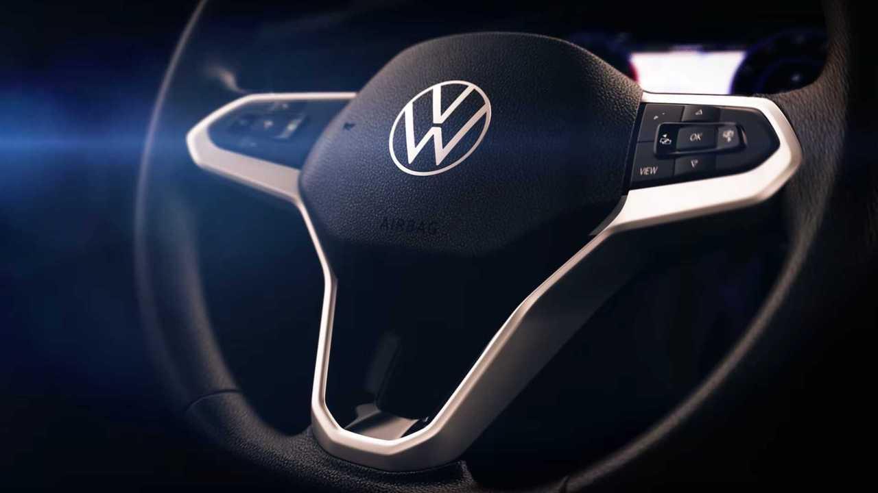 2020 Volkswagen Nivus Yeni Teaser'ı
