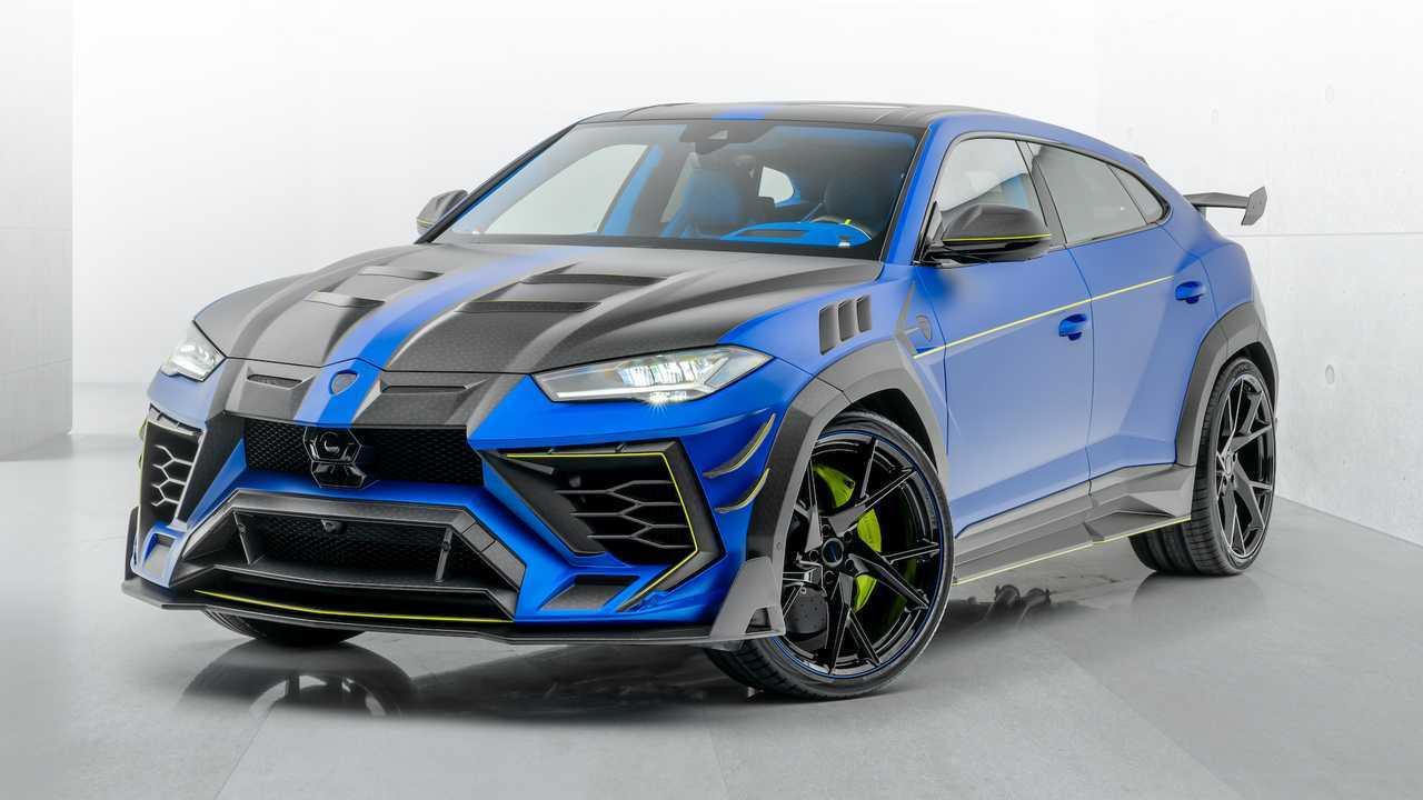 Mansory Venatus Ultimate Performance Lamborghini Urus