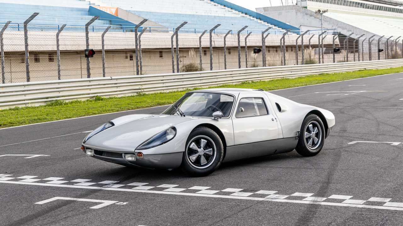 Porsche 904 Carrera GTS (1963)