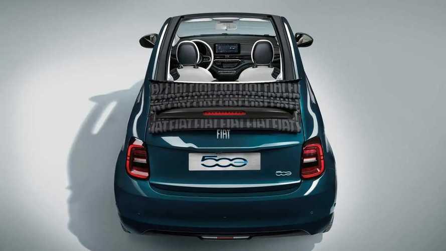 Fiat 500 elétrico 2020