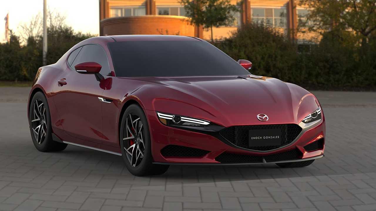 2022 Mazda Rx