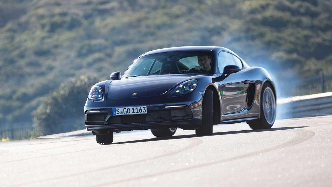 Porsche 718 Cayman GTS 4.0 (2020) im Test
