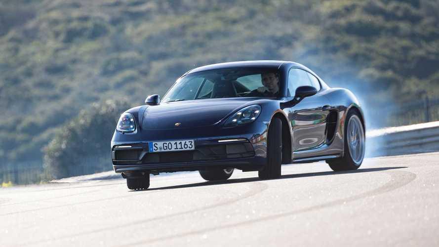 Test Porsche 718 Boxster/Cayman GTS 4.0: Soft-Sechs