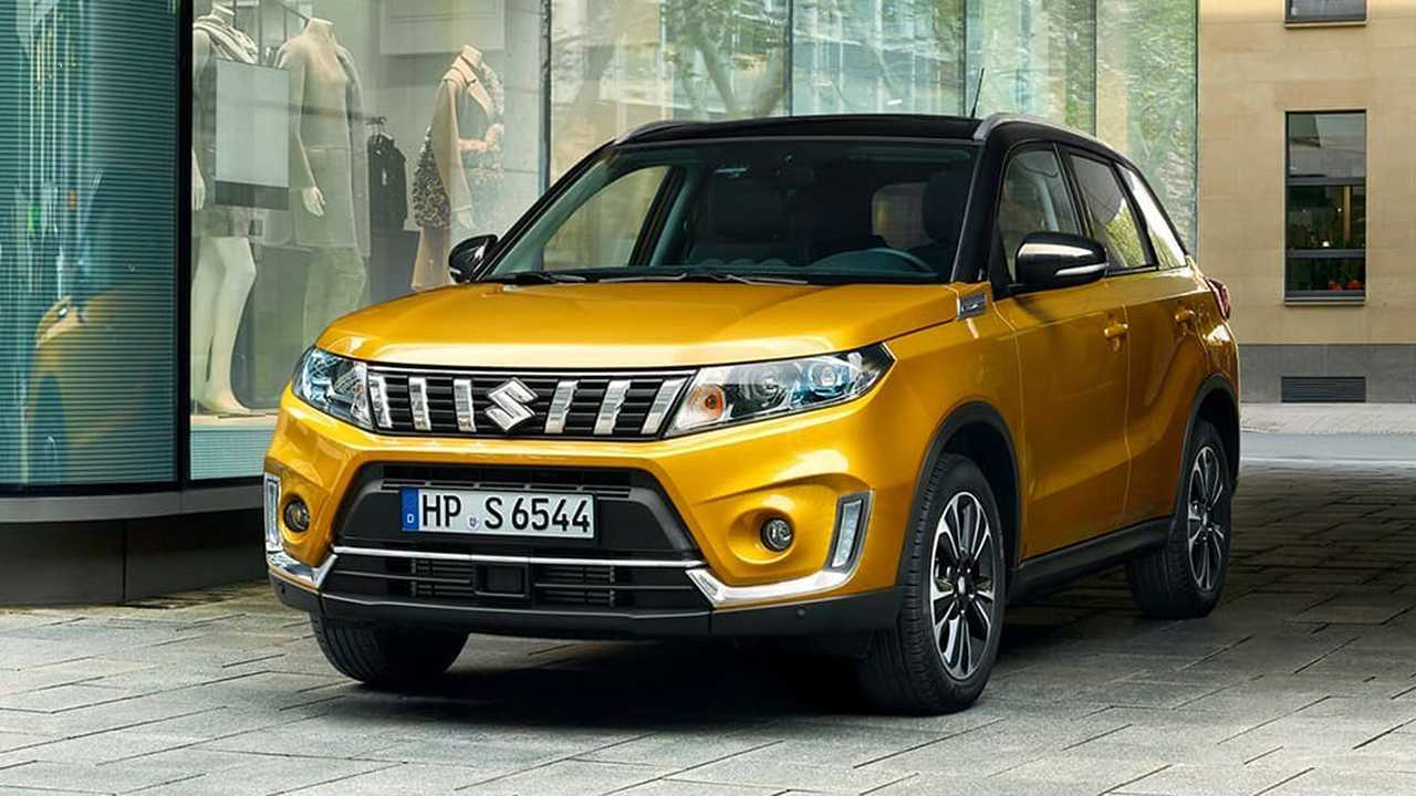 2021 Suzuki Sx4 Price, Design and Review