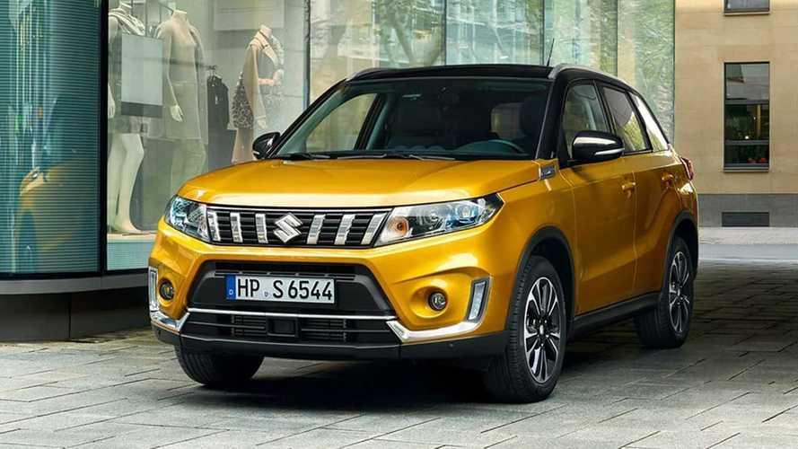 Suzuki Vitara und SX4 S-Cross: Basisversionen plötzlich etwa 5.000 Euro teurer