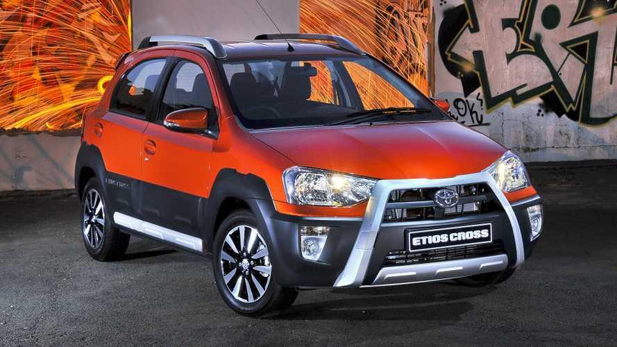 ¿Comprarías el Toyota Etios Cross, un SUV barato, por 7.800 euros?