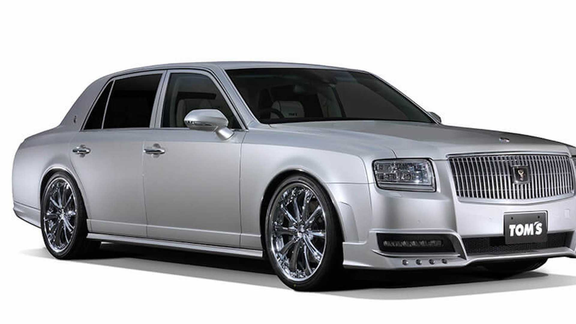 Tom's Racing Announces Limited Edition Toyota Century