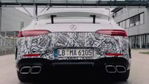 Mercedes-AMG GT 73 Teaser