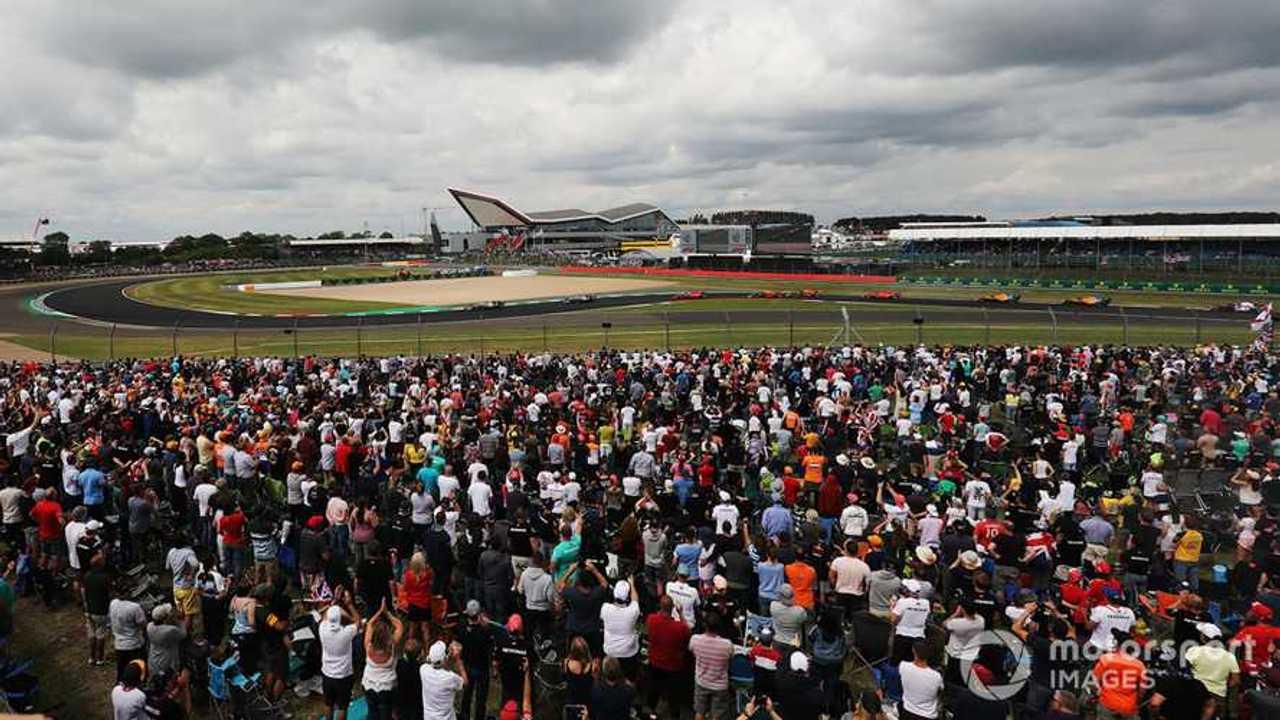 Lewis Hamilton 1st position at Silverstone British GP 2019