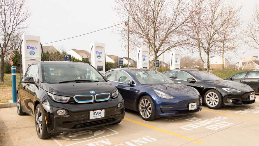 EVgo Announces Opening Of 800th Fast Charging Location