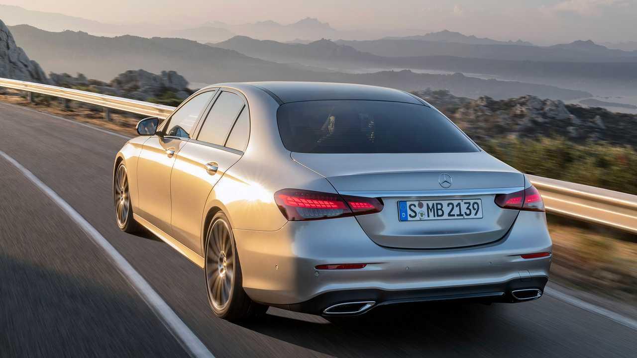 2020 Mercedes-Benz E-Class Concept