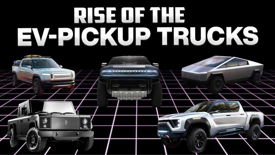 Catch Up With All The Future Electric Pickup Trucks In This Video