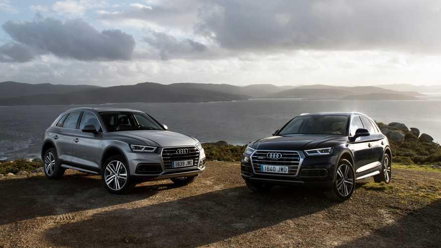 Los Audi Q5 35 y 40 TDI estrenan sistemas mild-hybrid con etiqueta Eco