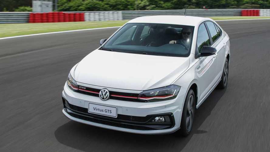 VW Polo e Virtus ficam mais caros e versão GTS chega a R$ 133.090