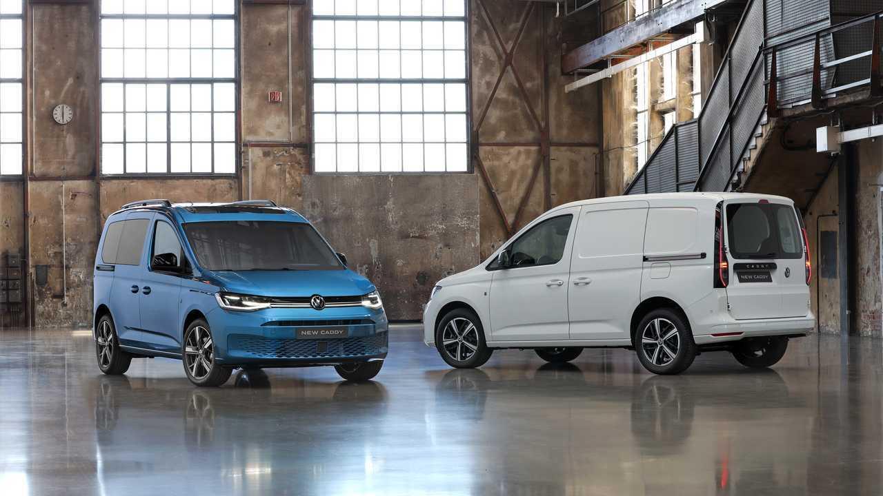 VW Caddy Life (2020)