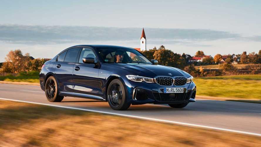 BMW представила спортивные дизельные гибриды 3-й серии