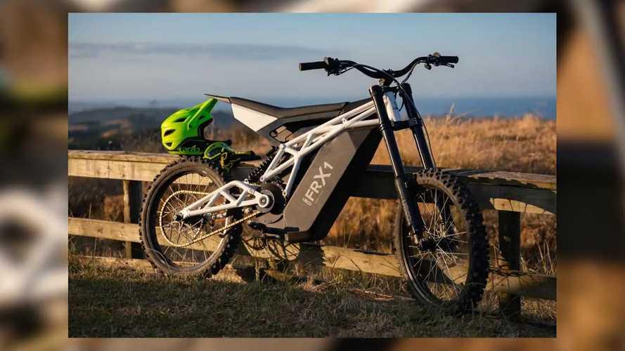 Ubco FRX1 Trail Bike