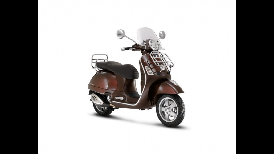 Vespa Touring Special Edition