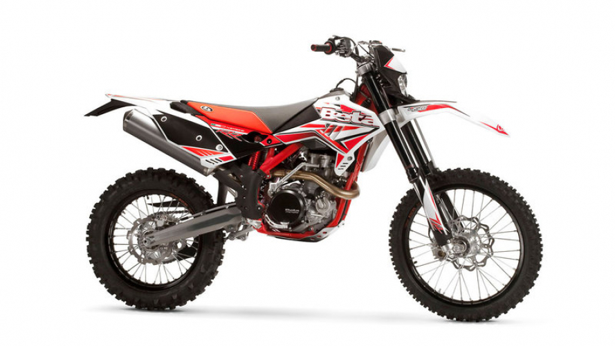 Beta RR 400, 450, 520 Enduro 2011