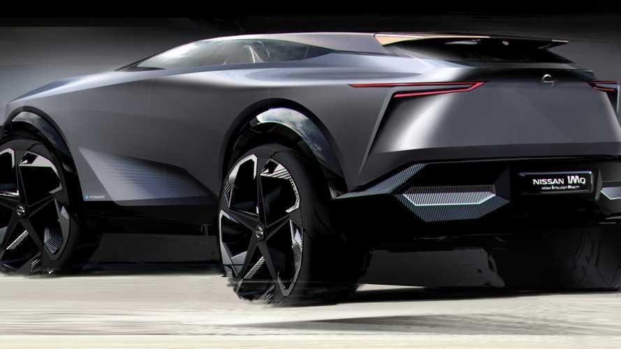 Nissan IMQ, a Ginevra la mobilità del futuro secondo Nissan