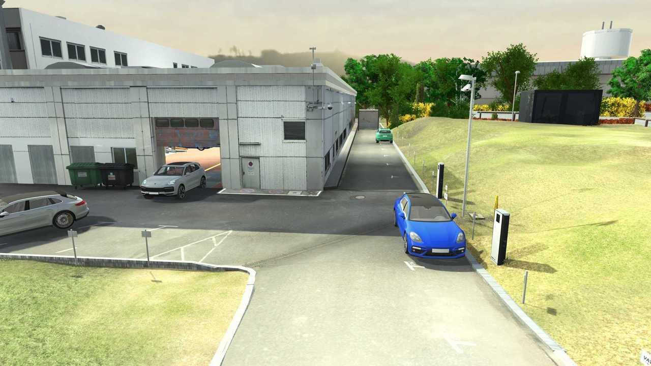 Porsche Virtual Workshop