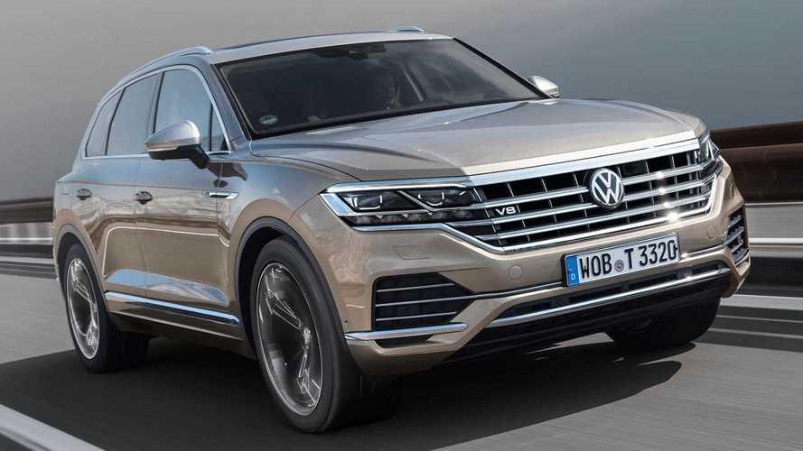 2019 Volkswagen Touareg V8 TDI