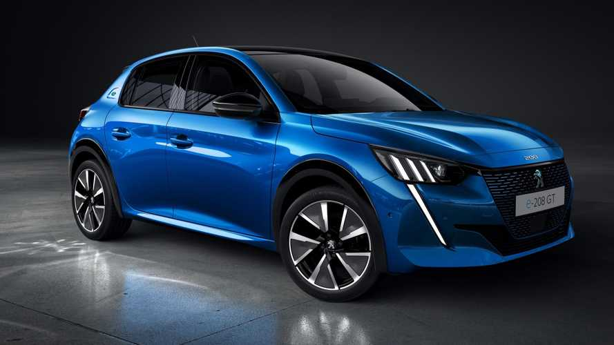 Electric Peugeot e208 In Detail: Specs, Images, Videos