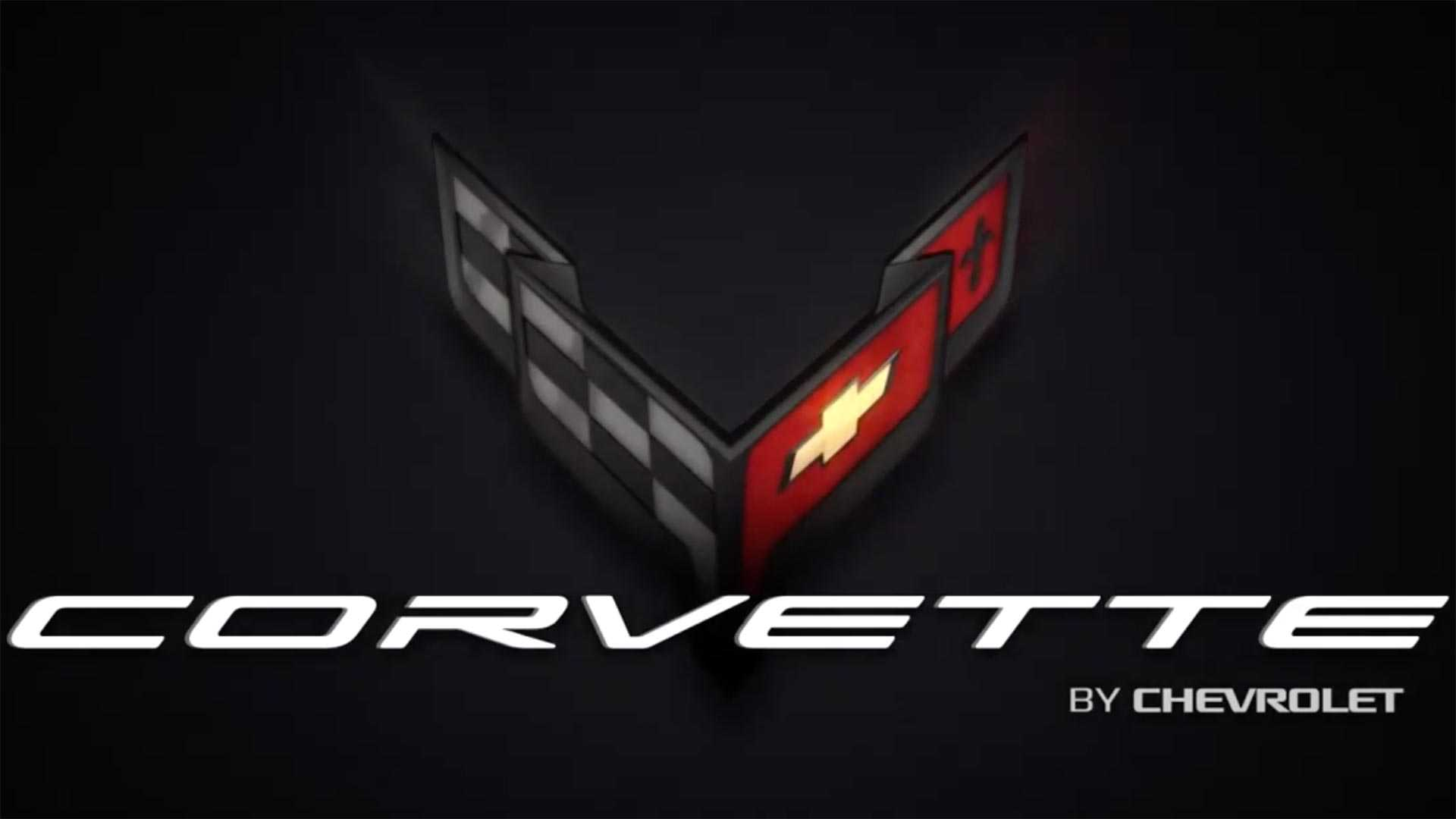 Mid Engined Chevy Corvette Startup Animation Leaks Online