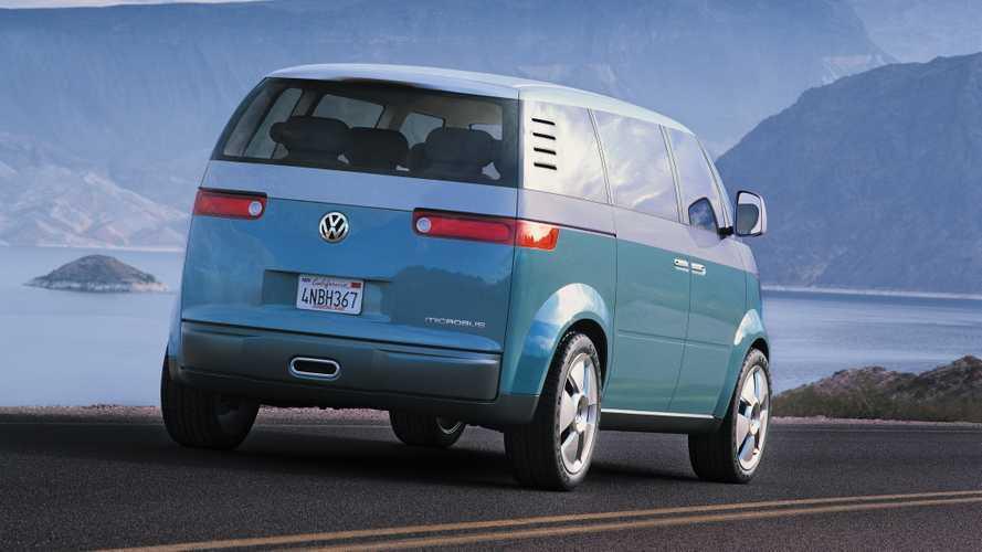 Concept oublié - Volkswagen Microbus