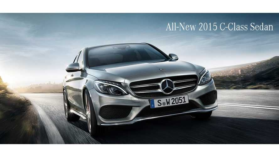 Mercedes-Benz C-Class Plug-In Hybrid Inches Closer To Production