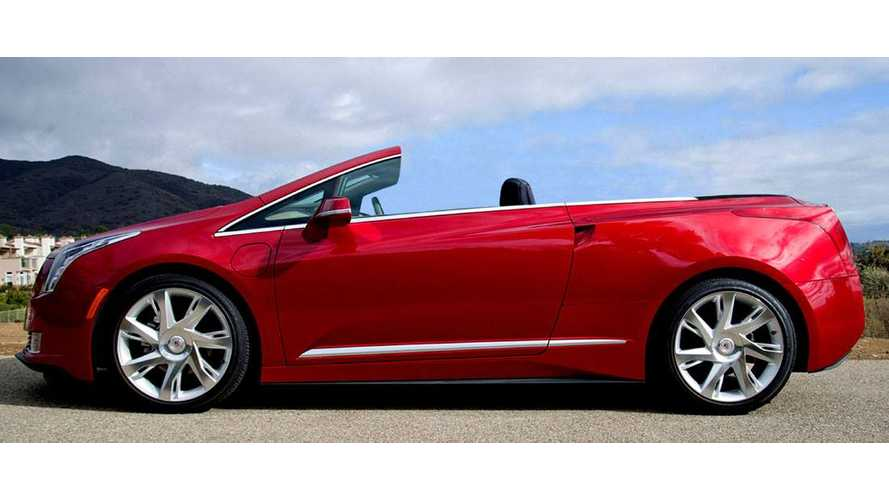 Want Your Cadillac ELR In A Convertible?  NCE Can Hook You Up