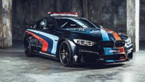BMW M4 Coupé MotoGP Safety Car