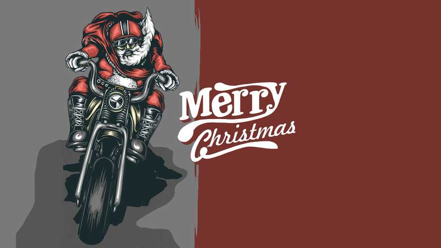 Happy Holidays From RideApart