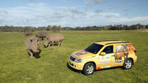 Suzuki to Save Black Rhino