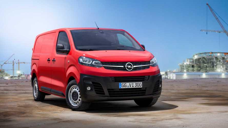 Opel presenta il nuovo Vivaro