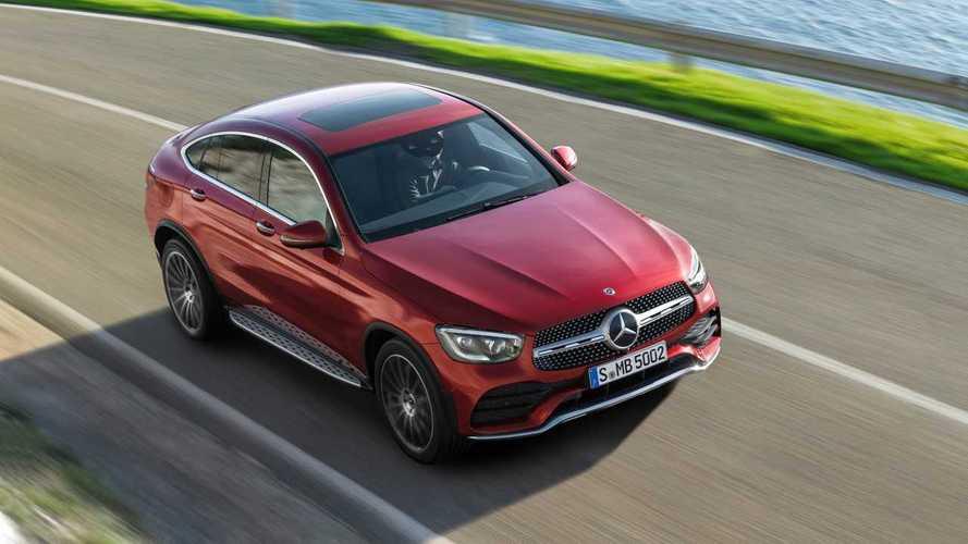 Mercedes GLC Coupé 2019, ya sabemos los precios