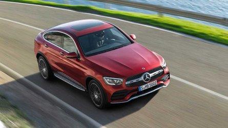 Mercedes GLC Coupé 2019, mejoras clave
