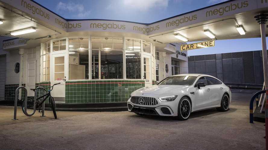 Mercedes-AMG GT 53 4-Door Coupe