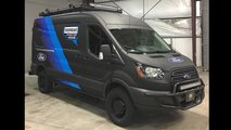 Hoonigan Racing Custom Ford Transit