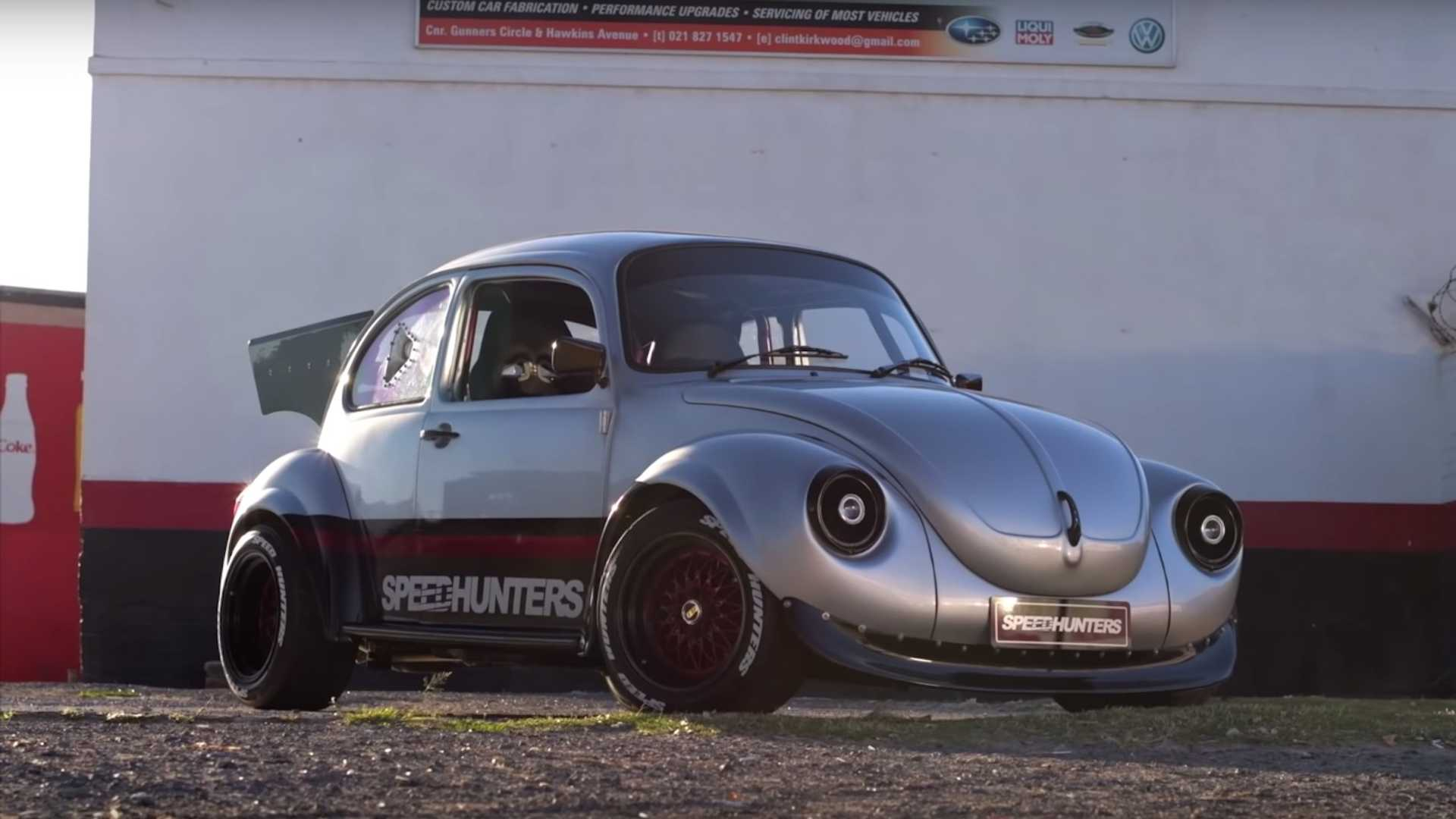Subaru-Engined VW Beetle Is Not Your Typical Custom Build