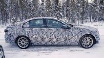 Mercedes-Benz Classe C photos espion