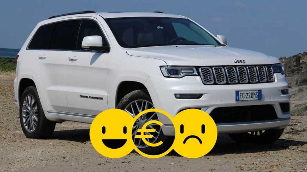 Promozione Jeep Grand Cherokee, perché conviene e perché no