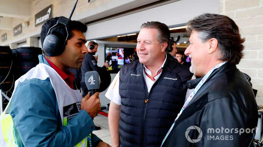 Chandhok returns to Sky F1 coverage from Channel 4