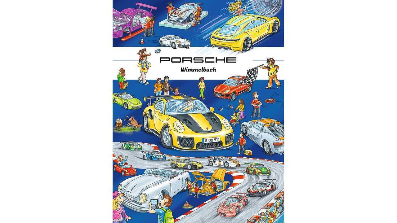 Porsche-Wimmelbuch
