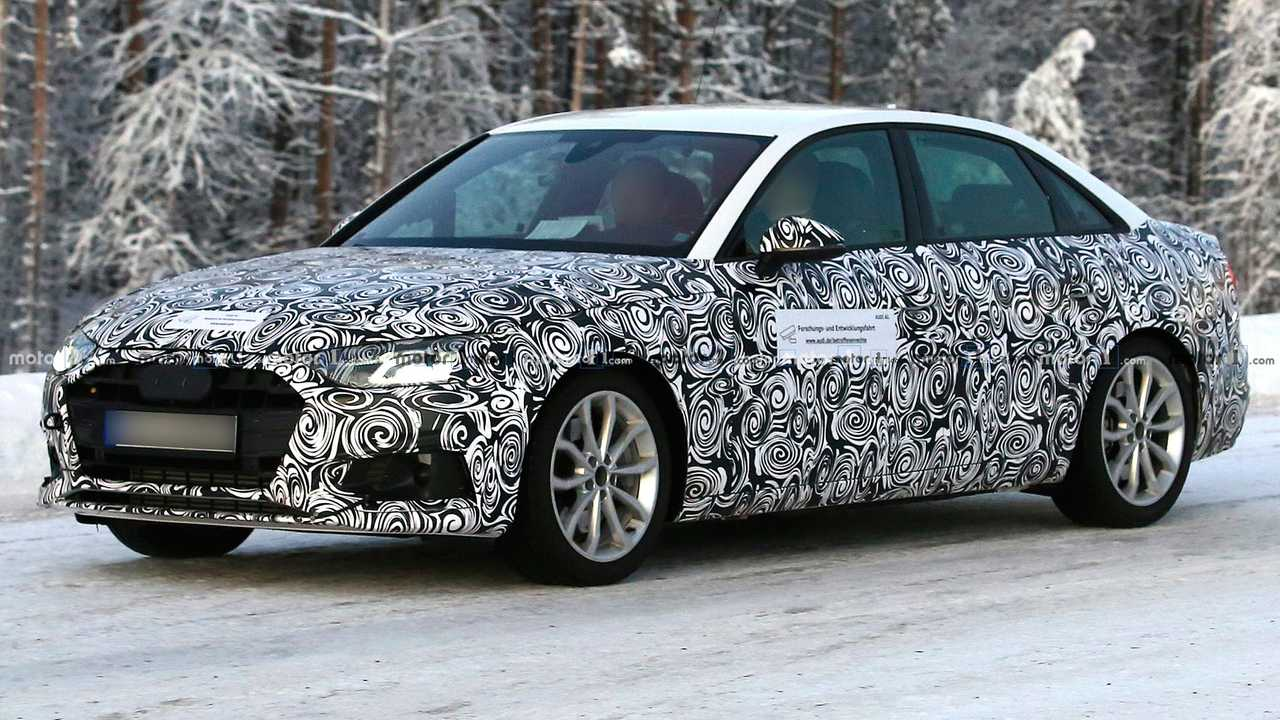 2020 Audi A4 Facelift Render Could Pass Off As The Real Deal