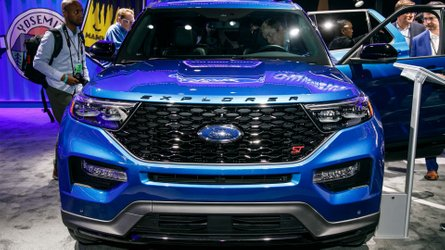 2020 Ford Explorer ST Is A 400-Horsepower Crossover [UPDATE]