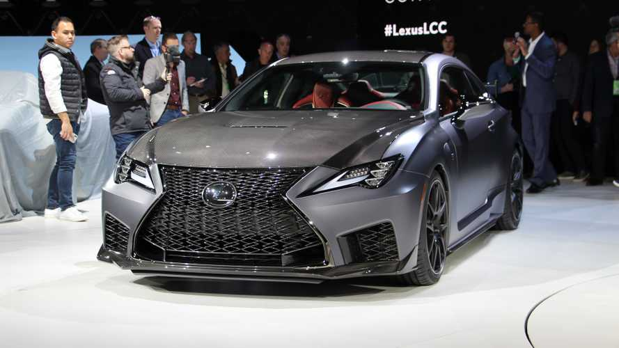 2020 Lexus RC F Track Edition won't be the last of its kind