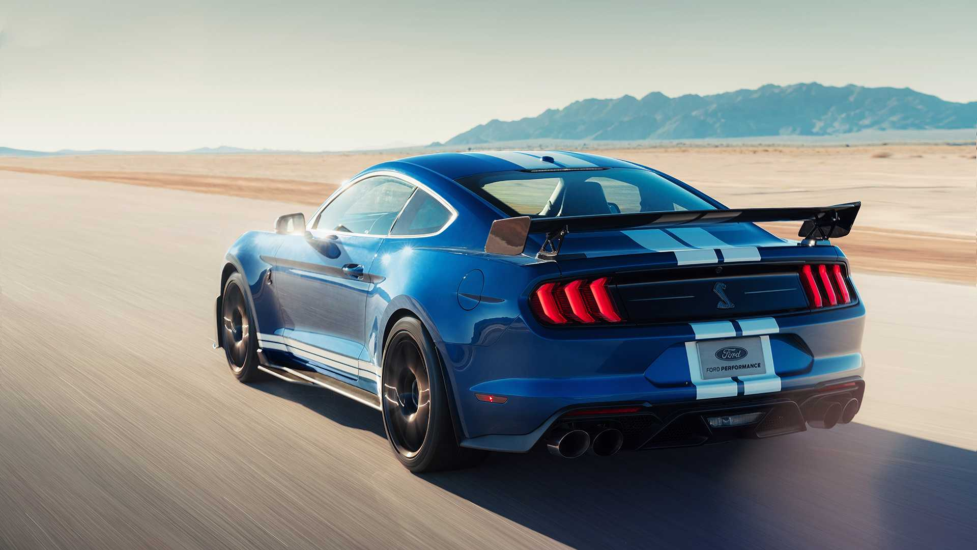Mustang shelby gt500 with a manual trans isnt ruled out