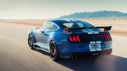 Mustang Shelby GT500 With A Manual Trans Isn't Ruled Out