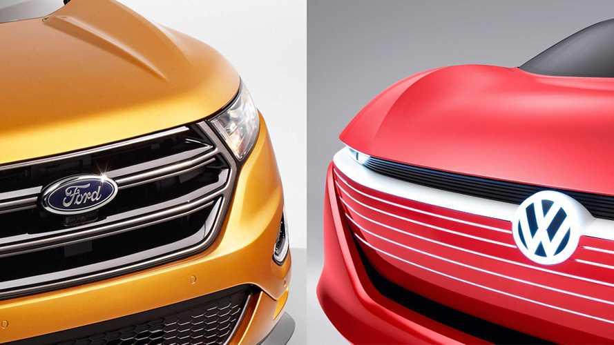 Volkswagen e Ford verso una nuova alleanza globale
